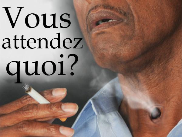 Que se passe dans lorganisme de la personne qui a cessé de fumer